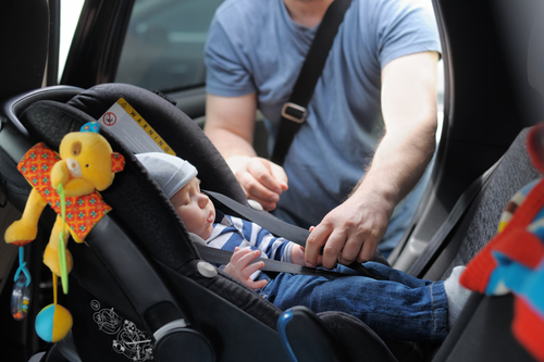 NJ First to Change Car Seat Law, is VA Next?